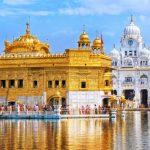Templo de oro de Amritsar en India